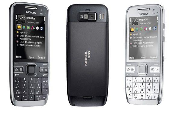 Nokia e55 - un urmas demn de stacheta ridicata de e51?