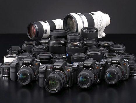 La ce ne uitam cand cumparam un aparat foto?