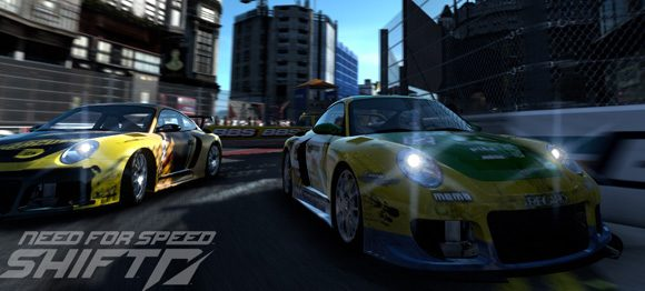 Need for Speed Shift - un nou episod, o noua speranta