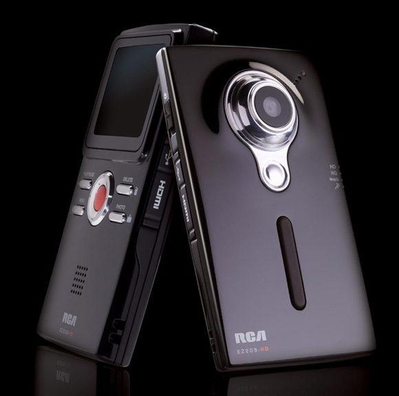 RCA EZ209HD seamana mai mult cu un media player portabil