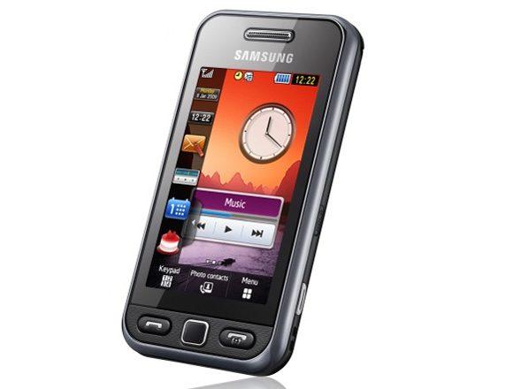 Samsung S5320 - touchscreen de buget. Altul dar la fel