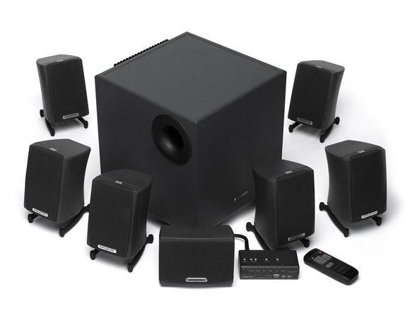 Creative Gigaworks S750 – merita sa asculti un sistem 7.1