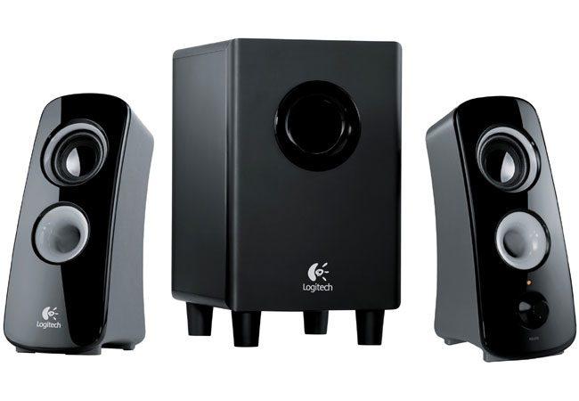 Logitech are in oferta si sisteme audio 2.1 pentru calculator