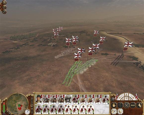 empire total war batalie masiva