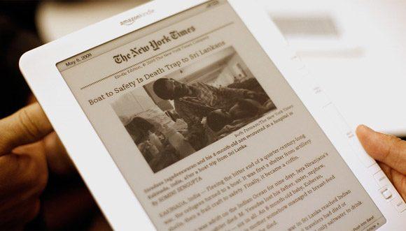 Amazon Kindle DX - probabil cel mai bun ebook reader de pe piat,a in prezent