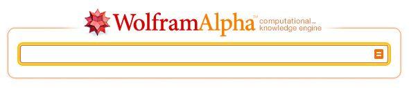 Casuta de cautare a lui Wolfram arata bine, adica e simpla
