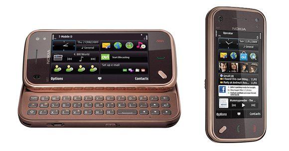 Nokia N97 Mini - telefonul facut pentru socializarea online