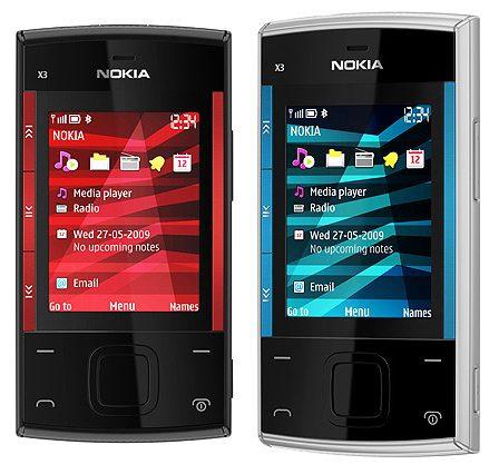 Nokia X3 da bine si inchis