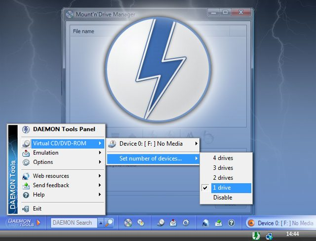 daemon tools windows 7 download si ghid utilizare. Black Bedroom Furniture Sets. Home Design Ideas