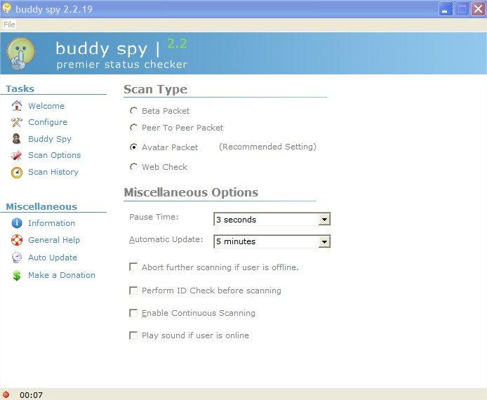 Buddy Spy - programul cu care verifici cine stai invizibil pe Messenger
