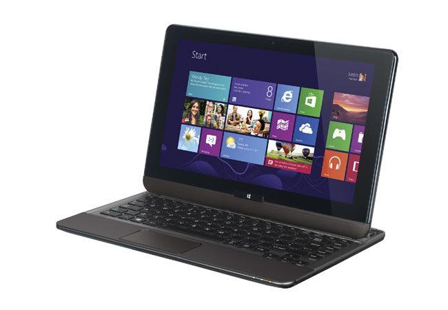 Un alt notebook business de la Toshiba