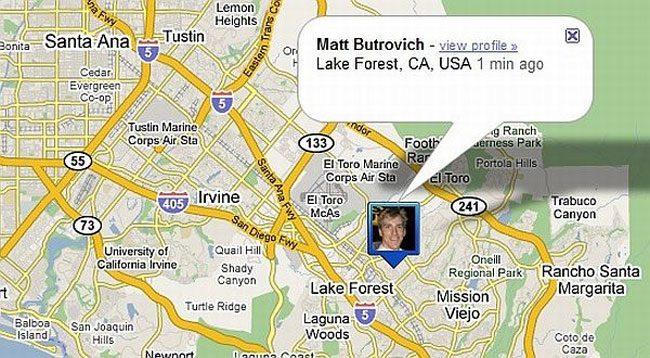 Google Latitude te poate ajuta sa-ti localizezi telefonul pierdut