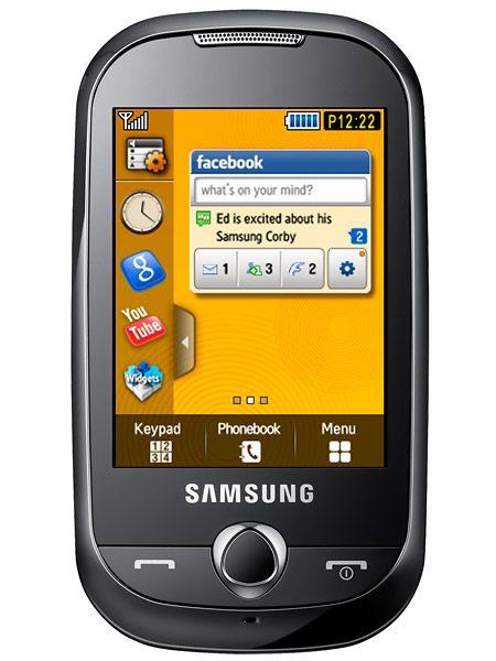 Samsung S3650 este viu colorat