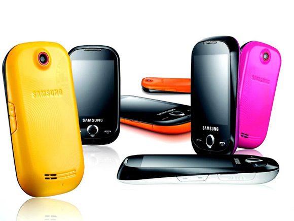 Samsung S3650 Corby vine in multe culori