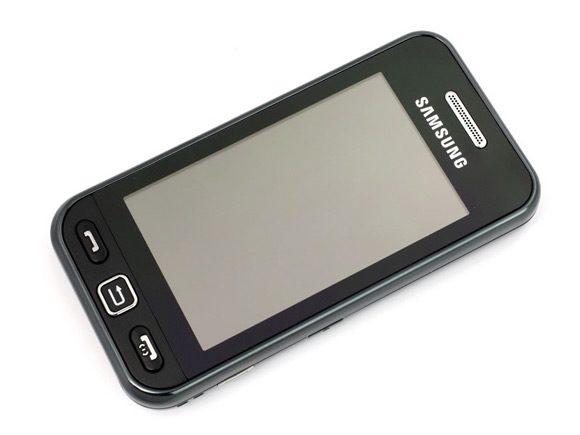 Samsung S5230 - un touchscreen 'normal'