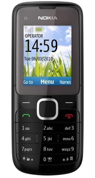 Nokia C1-01 si Nokia C1-02: pret si diferente mici