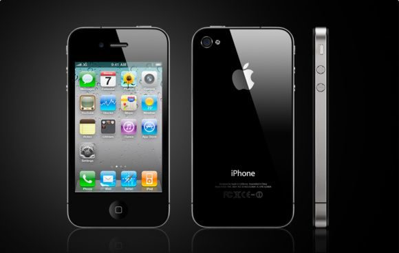 Apple iPhone 4 – o bijuterie de telefon