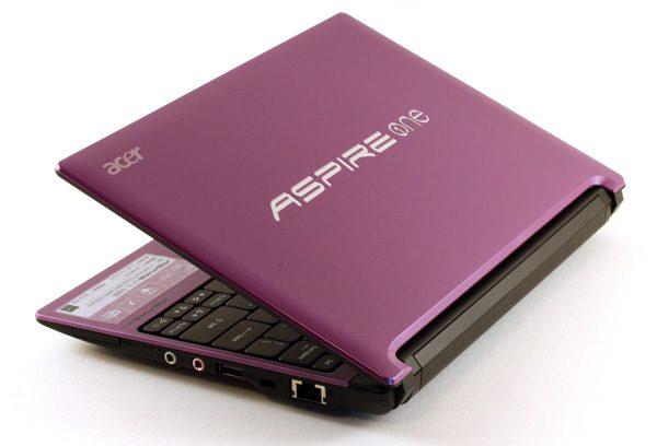 Acer Aspire One D260 - un mini laptop cu multe atuuri