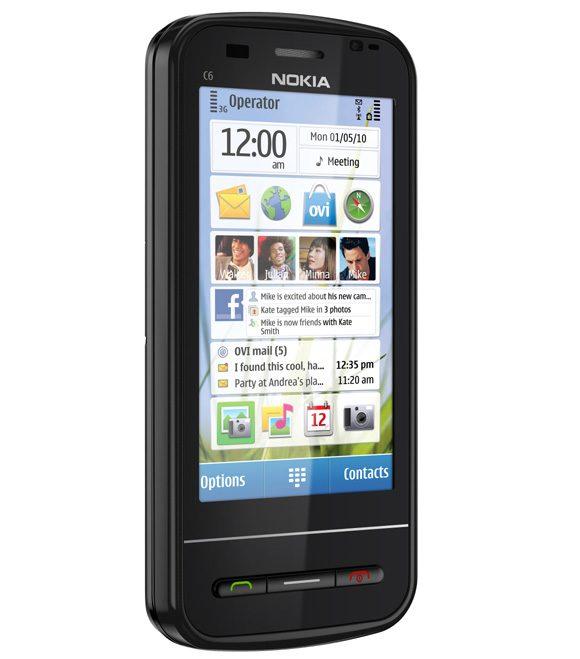 Nokia C6 – smartphone performant, dar cu sechele
