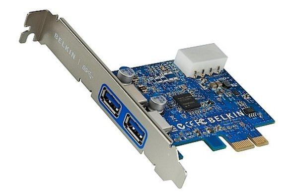 Placa dedicata USB 3.0