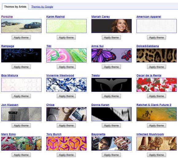 Cum să instalezi teme pentru Google Chrome