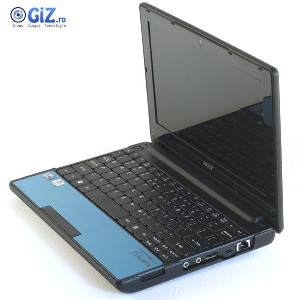Acer AOE100 - un laptop de calitate, parte a unui sstem educational de viitor