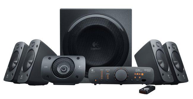 Logitech Z906 este un sistem audio performant, dar are si unele probleme