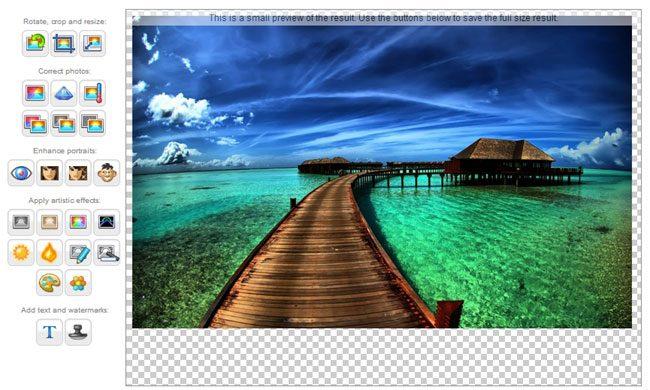 Pho.to este un program pentru modificare de poze dedicat incepatorilor
