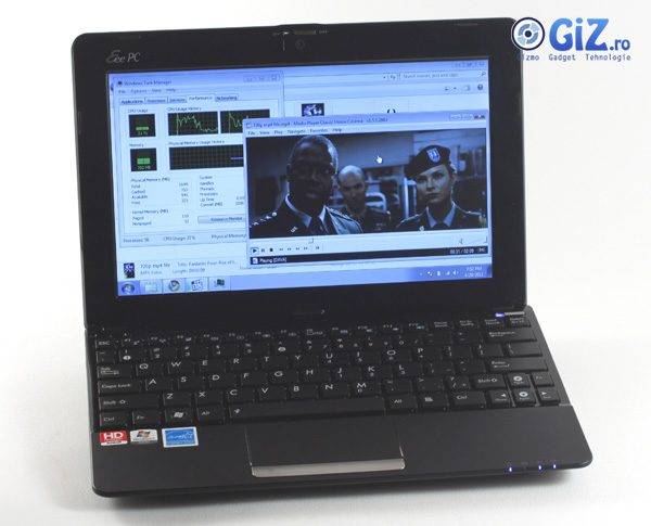 Asus 1-15B can handle all sorts of multimedia content