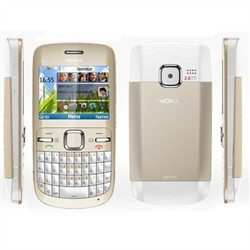 Nokia C3 din toate unghiurile