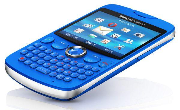 Sony Ericsson Txt - telefonul perfect pentru mesaje