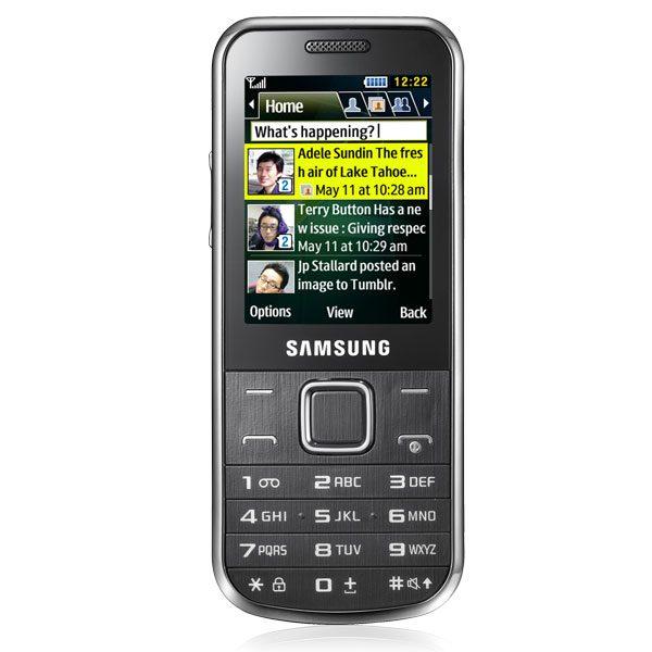 Samsung Cardinal - permite accesul rapid la retele de socializare