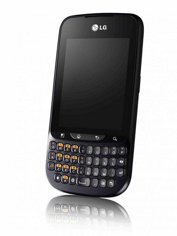 LG Optimus One - pentru cei care prefera o tastatura QWERTY
