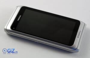 Nokia E7 - modelul de varf al producatorului finlandez
