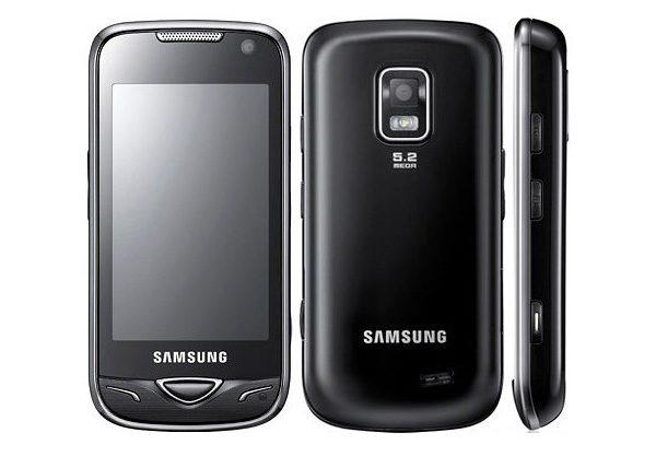 Samsung B7722 – Dual SIM cu touchscreen