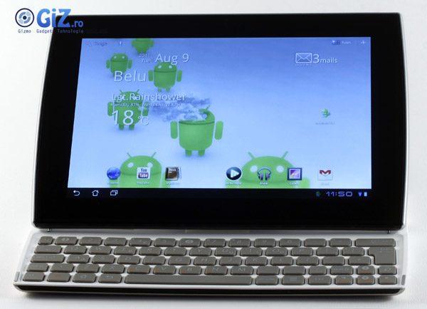 Ecranul cu panel IPS