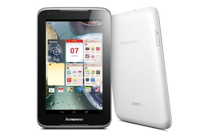 Lenovo incearca sa patrunda pe segmentul tabletelor prin Lenovo IdeaTab 1000