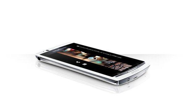 Sony Ericsson Xperia Arc S - cel mai rapid model din gama producatorului