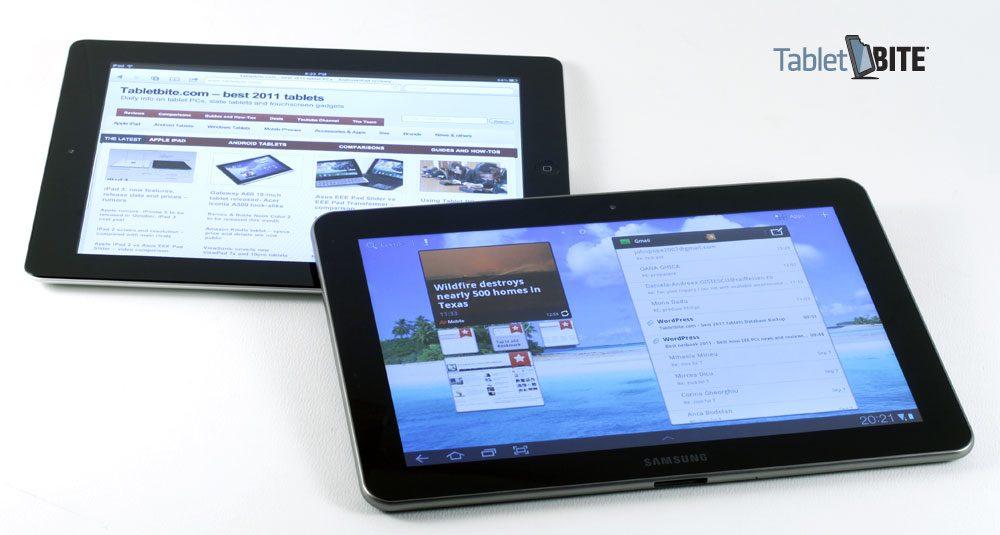 iPad-ul este principalul său contracandidat
