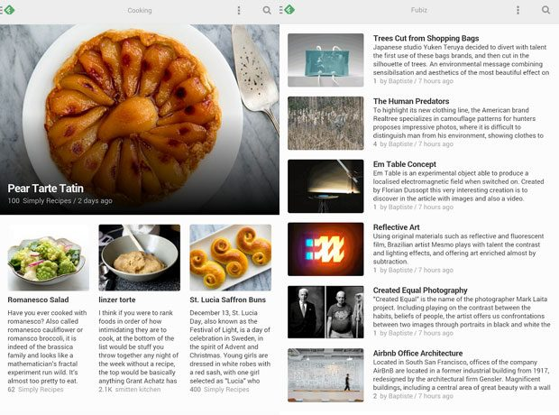 Feedly, un RSS reader de succes