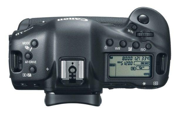 Canon EOS-1D X - disponibil incepand cu luna martie 2012