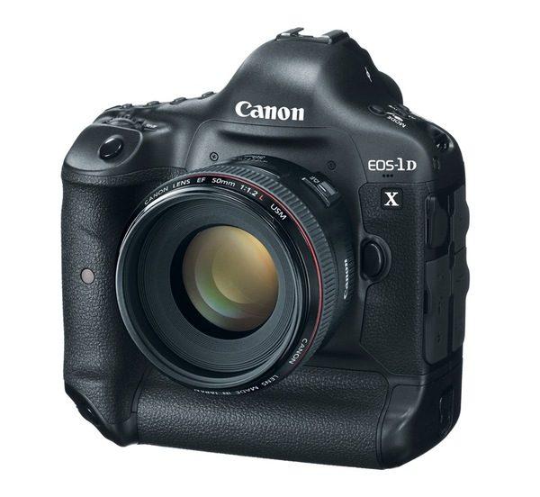 Canon EOS-1D X - DSLR pentru fotografii profesionisti