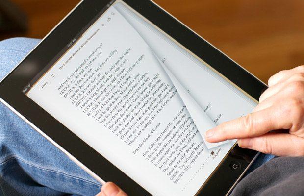 Cartile online sunt din ce in ce mai populare