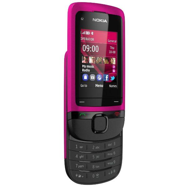 Nokia C2-05 – Telefon slider cu dotări de bază – pareri, specificatii
