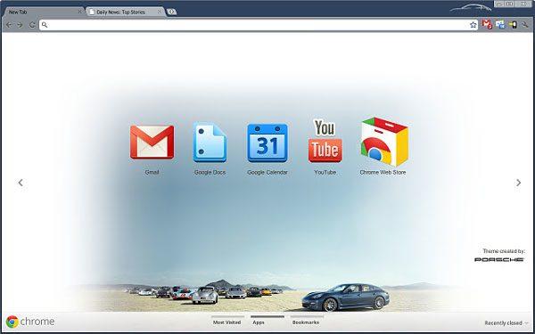 Teme pentru Google Chrome – Cele mai bune teme pentru browserul Google