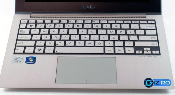 Tastatura este comfortabila in utilizarea zilnica