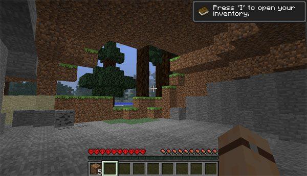 Minecraft Screenshot 2