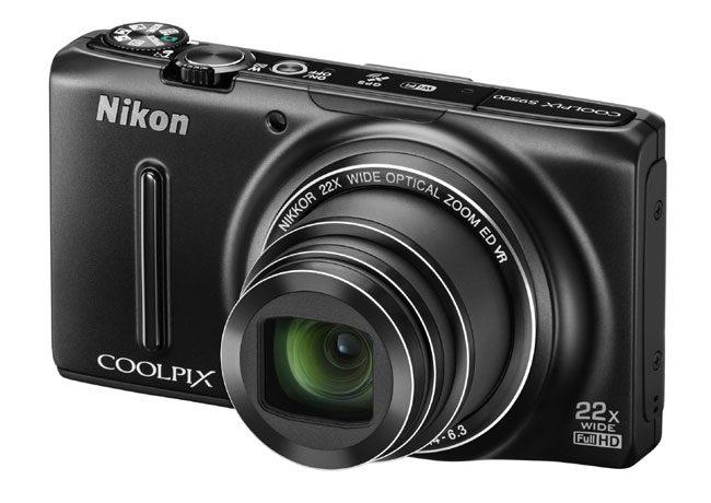 Nikon Coolpix S9500, camera foto cu GPS