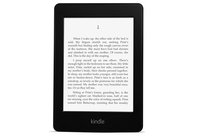Kindle Paperwhite, un ebook reader cu ilumina proprie