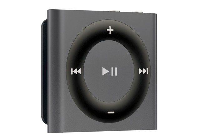 iPad Shuffle
